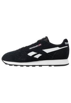 Reebok Classic - Sneaker low - black/white