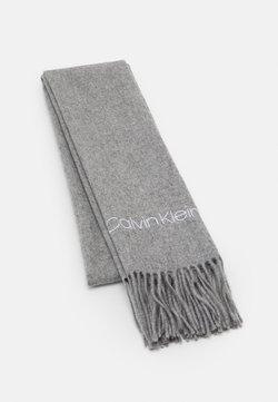 Calvin Klein - SCARF  - Szal - grey