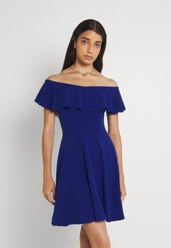WAL G. - STACEY SKATER DRESS - Cocktailkleid/festliches Kleid - electric blue