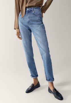 Massimo Dutti - Jeans Slim Fit - blue