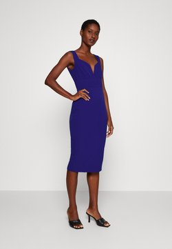 Trendyol - SAKS - Cocktailkleid/festliches Kleid - royal blue