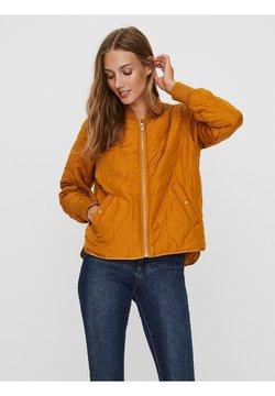 Vero Moda - Bomber Jacket - buckthorn brown