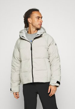 adidas Performance - URBAN JACKET - Daunenjacke - grey