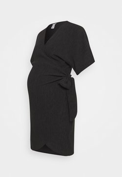Lindex - DRESS MOM LISEN - Vapaa-ajan mekko - black