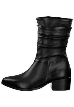 Marco Tozzi - Stiefel - black antic 002