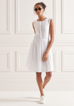 Superdry - TEXTURED - Day dress - optic