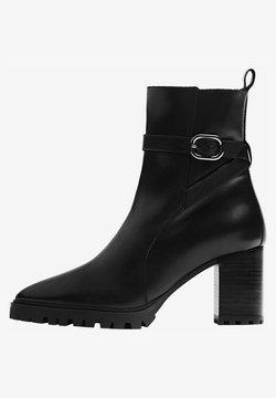 Massimo Dutti - Ankle boot - black
