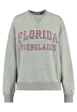 America Today - SUE - Sweater - mid grey melange