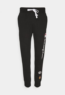 Champion Rochester - CUFF PANTS X NINTENDO - Jogginghose - black