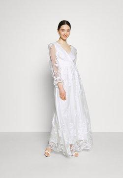 YAS - YASBRIDIE MAXI DRESS - Ballkleid - star white