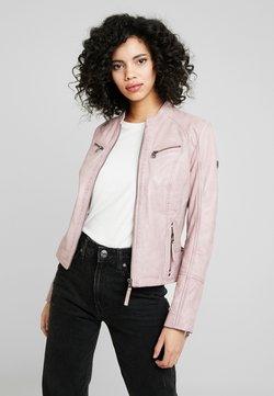 Gipsy - NOHLA - Leren jas - pink