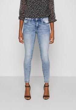 ONLY - ONLISA ZIP - Jeans Skinny Fit - light blue denim