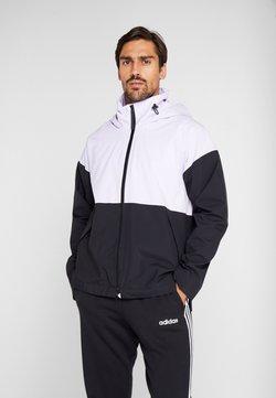 adidas Performance - URBAN RAIN.RDY - Regenjacke / wasserabweisende Jacke - purple/black
