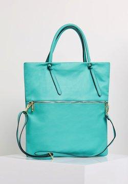 myMo - Shopping Bag - turquoise