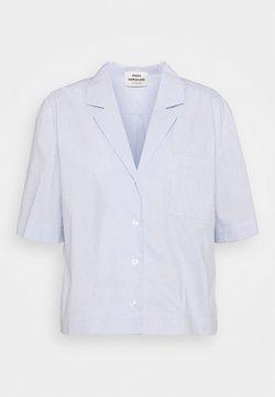 Mads Nørgaard - POPLIN BRENNA - Camicia - light blue