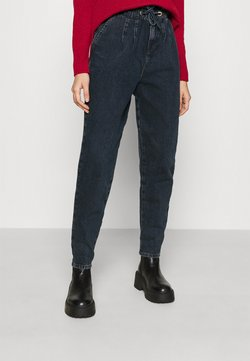 Topshop - CLAPTON MOM - Jeans Relaxed Fit - blue black