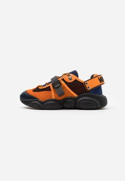 MOSCHINO - Sneaker low - nero/blu/ara