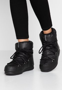 Moon Boot - LOW  WP - Winter boots - black