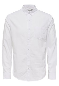 Only & Sons - ONSALVARO OXFORD - Camisa - white