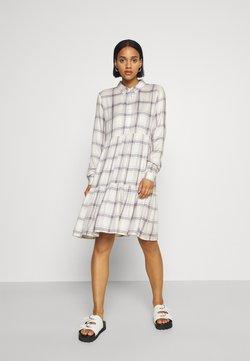 JDY - JDYSTAY BELOWKNEE SHIRT DRESS - Blusenkleid - pastel lilac