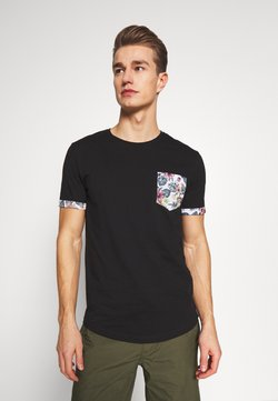 Pier One - T-Shirt print - black