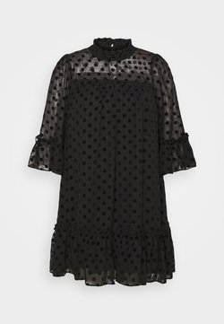 Pieces Curve - PCSUMO DRESS - Freizeitkleid - black