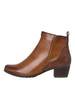 Marco Tozzi - Ankle Boot - nut antic comb