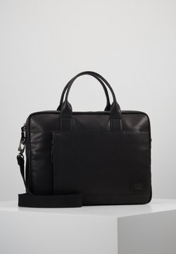 camel active - BUSINESS BAG LAREDO - Aktentasche - black