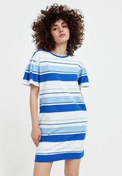 Finn Flare - Jerseykleid - blue