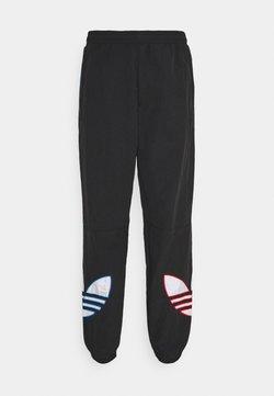 adidas Originals - TRICOL UNISEX - Jogginghose - black