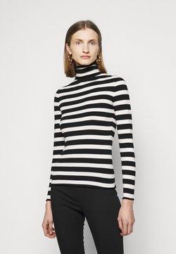 MAX&Co. - MANAMA - Strickpullover - black pattern