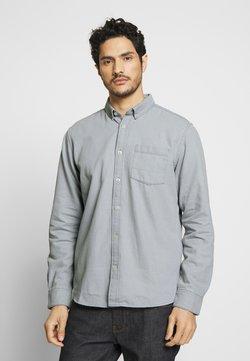 TOM TAILOR - RAY - Overhemd - grey denim