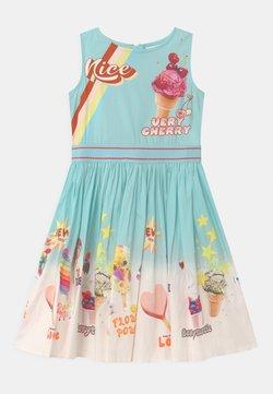 Molo - CARLI - Sukienka koktajlowa - ight blue/light pink