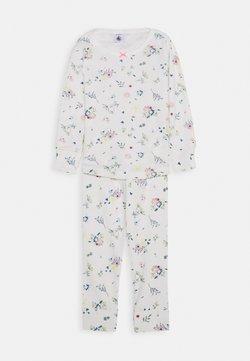 Petit Bateau - SET - Pyjamas - white