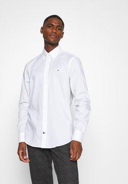 Tommy Hilfiger Tailored - OXFORD BUTTON DOWN SLIM SHIRT - Zakelijk overhemd - white