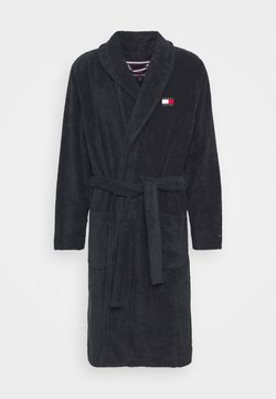 Tommy Hilfiger - TOWELLING ROBE - Peignoir - blue