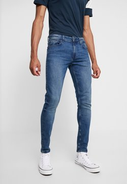 Only & Sons - ONSWARP - Jeans Skinny Fit - blue denim