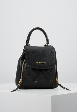 MICHAEL Michael Kors - MATTE PEBBLE - Plecak - black
