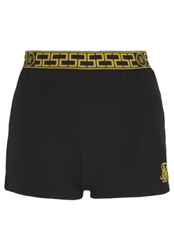 SIKSILK - CARTEL TAPE GYM - Jogginghose - black