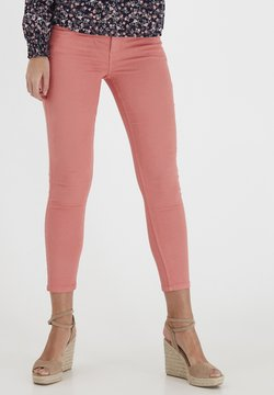 Fransa - FRCAYELLOW - Jeans Skinny Fit - shell pink