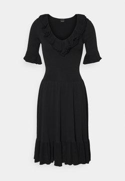 Pinko - DRIBBLING ABITO - Vestido de punto - black
