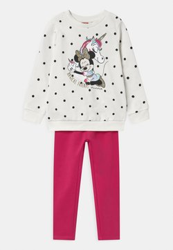 OVS - MINNIE SET  - Survêtement - white/pink