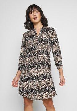 Selected Femme Petite - DAMINA DRESS  - Vestido informal - black