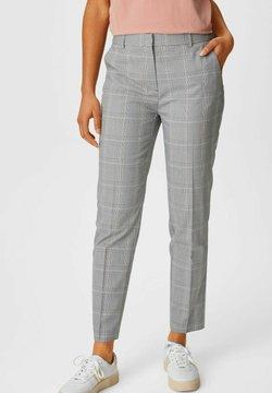 C&A Premium - Stoffhose - grey