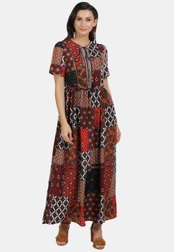 usha - MAXIKLEID - Vestido largo - multi print