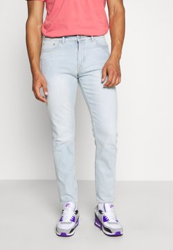 New Look - Slim fit jeans - light blue