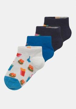 Happy Socks - BANANA JUNK FOOD 4 PACK UNISEX - Calcetines - multi-coloured