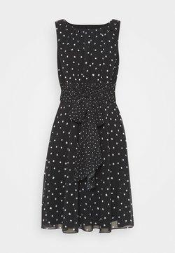 Esprit Collection - DRESS - Freizeitkleid - black