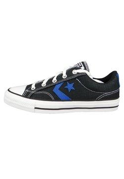 Converse - Sneaker low - black game royal white