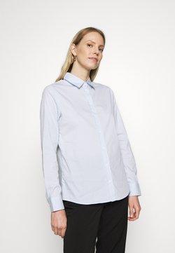 Seidensticker - LANGARM - Button-down blouse - blue